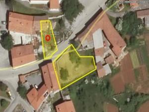 PRODAM ZAZIDLJIVO ZEMLJIŠČE - 738,00 M2 - VELIKI DOL